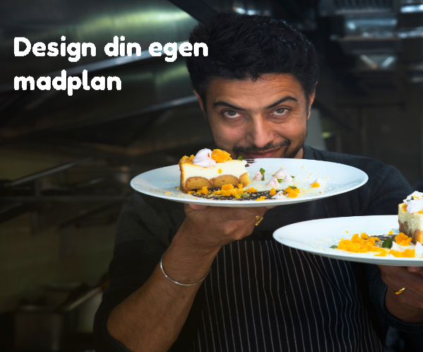 Design din egen madplan